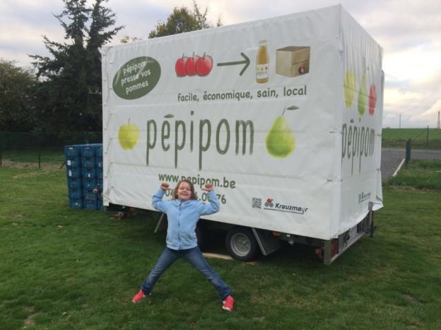 pepipom presse mobile